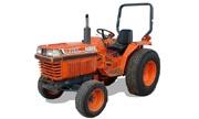 Kubota L2250 tractor photo