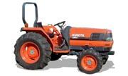 Kubota L3600 tractor photo