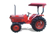 Kubota L3650 tractor photo