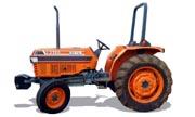 Kubota L3750 tractor photo