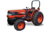 Kubota L4200 tractor photo