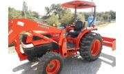 Kubota L4350 tractor photo