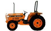 Kubota L4850 tractor photo