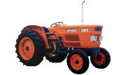 Kubota M4000 tractor photo