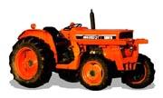 Kubota M4050 tractor photo
