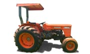 Kubota M5500 tractor photo