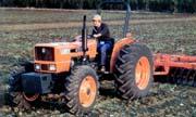 Kubota M7030 tractor photo