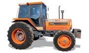 Kubota M7580 tractor photo