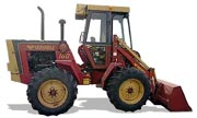 Versatile 160 tractor photo