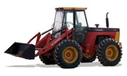 Versatile 256 tractor photo