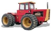Versatile 500 tractor photo