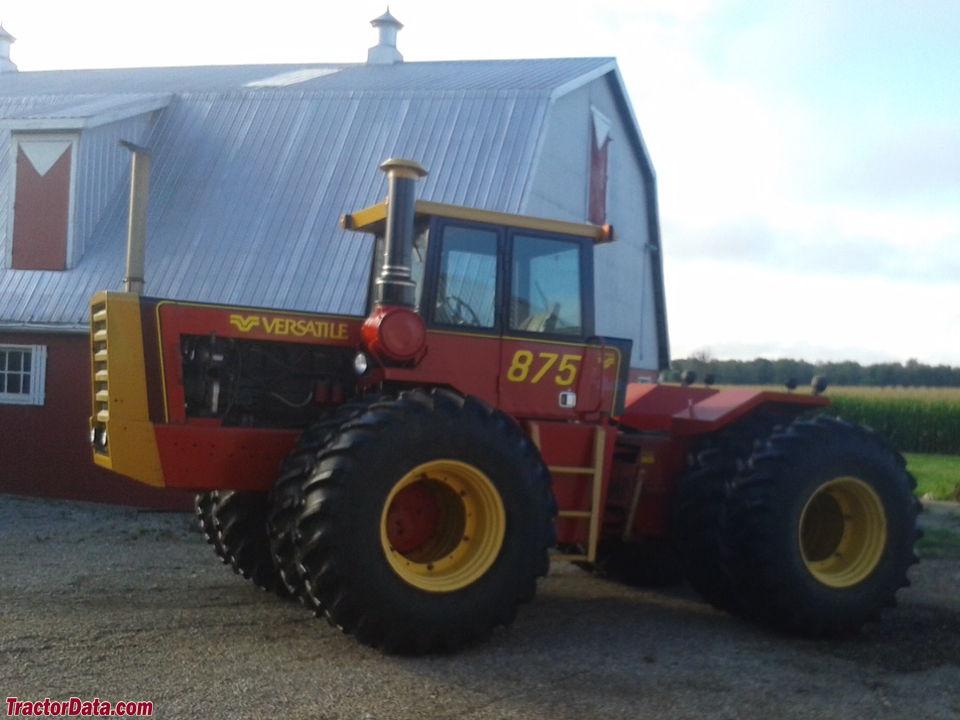 Versatile 875