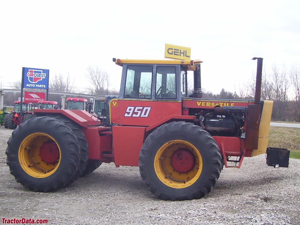 Versatile 950