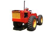 Versatile D100 tractor photo