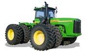 John Deere 9420 tractor photo