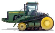 John Deere 9320T tractor photo