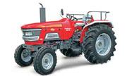 Mahindra 555 tractor photo
