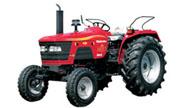 Mahindra 605 tractor photo