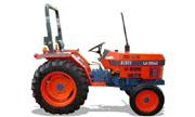 Kioti LK2552 tractor photo
