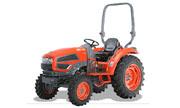 Kioti CK30 tractor photo