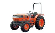 Kioti DK45 tractor photo