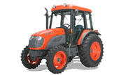 Kioti DK65 tractor photo