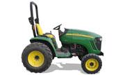John Deere 3320 tractor photo