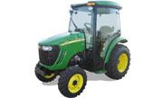 John Deere 3720 tractor photo