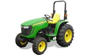 John Deere 4120 tractor photo