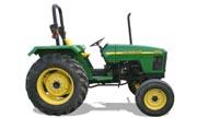 John Deere 5103 tractor photo