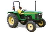 John Deere 5203 tractor photo
