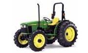 John Deere 5105 tractor photo