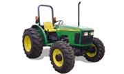 John Deere 5205 tractor photo