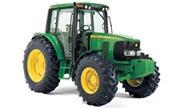 John Deere 6220 tractor photo