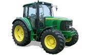John Deere 6320 tractor photo
