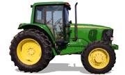 John Deere 7220 tractor photo