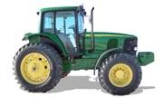 John Deere 7420 tractor photo
