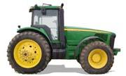 John Deere 8220 tractor photo