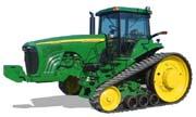 John Deere 8320T tractor photo