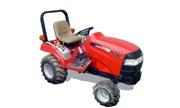CaseIH Farmall DX18E tractor photo