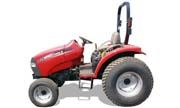 CaseIH DX35 tractor photo
