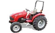 CaseIH D40 tractor photo