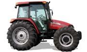 CaseIH JX1100U tractor photo