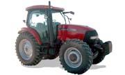 CaseIH MXU135 tractor photo