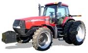 CaseIH MX210 Magnum tractor photo