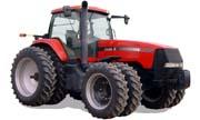 CaseIH MX230 Magnum tractor photo