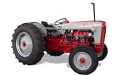 Ford Powermaster 861 tractor photo