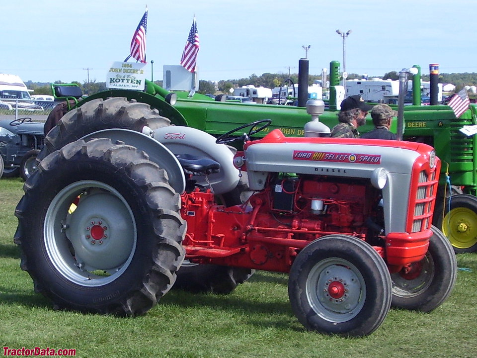 Ford 871