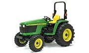 John Deere 4710 tractor photo