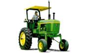 John Deere 4230 Hi-Crop tractor photo